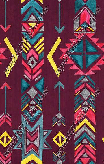 Ethnic Arrow - Original