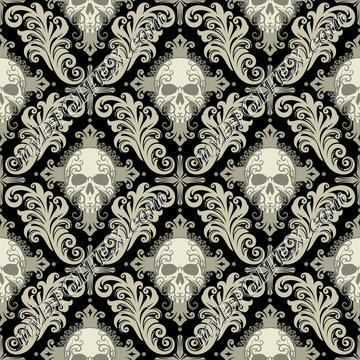 Goth Damask