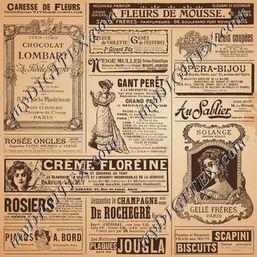 Vintage Valentine Ads