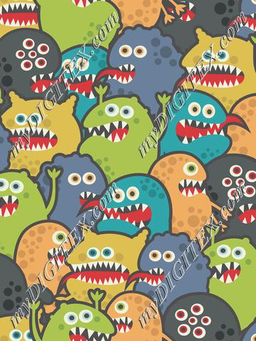 Monsters 6
