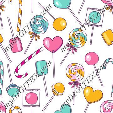 Sweet lollipop