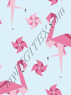 Folding Flamingo_RAYMOND WARE