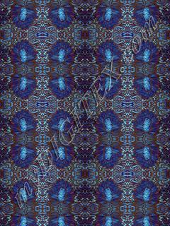 jungle fever blue