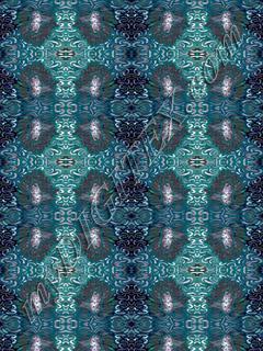 jungle fever light blue