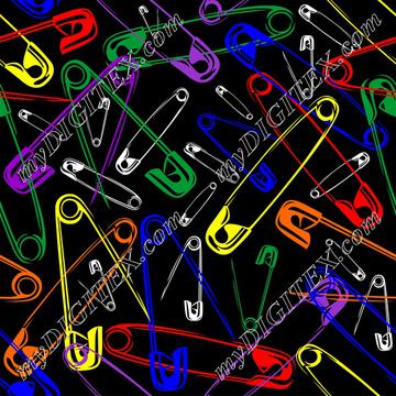 Safety Pins (multi)