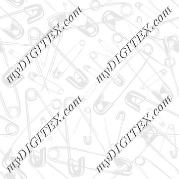 Safety Pins (silver)