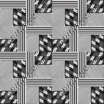 Geometric pattern  33 v2 04 160625