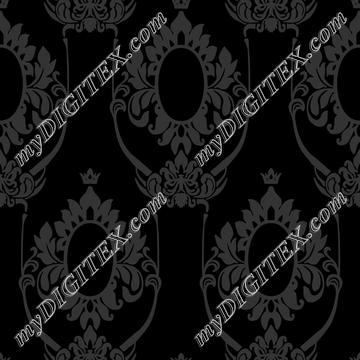 Cameo Damask (dark)