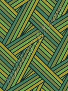 Geometric Kete Weave