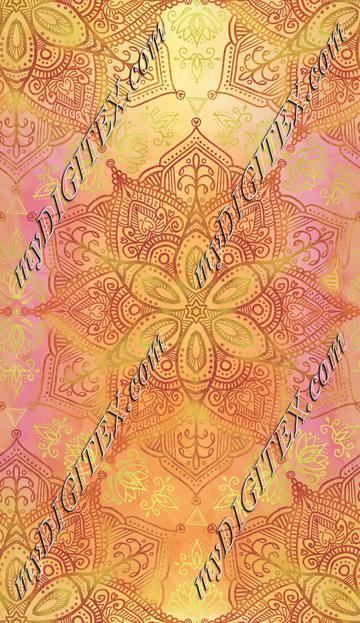Mandala - Summer Sun