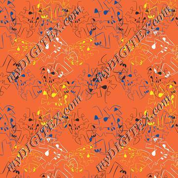 DoodleDo - Orange