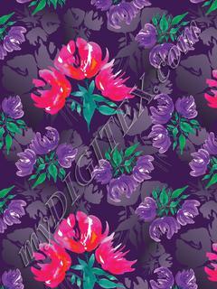 Ambarawa - Dark purple