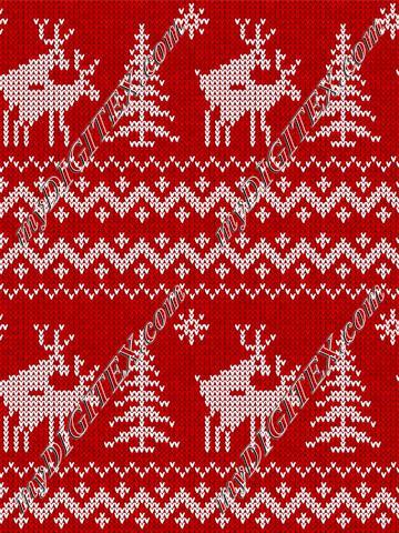 Naughty Reindeer