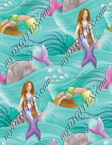 Mermaid Frolic