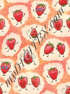 Strawberry Boogie - Peach