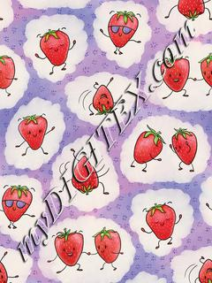 Strawberry Boogie - Purple