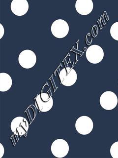 Polka Dots - white