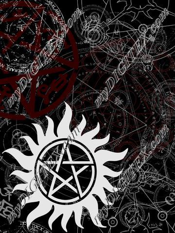Supernatural Runes