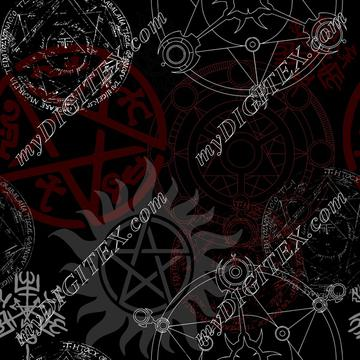 Supernatural Runes 2