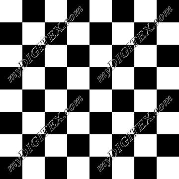 B&W Checkerboard