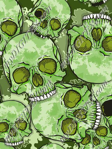 Camo Skulls