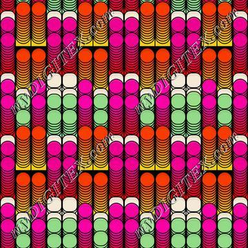 Circle rows