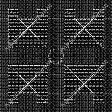 Geometric Pattern 257 C2 170621