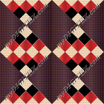 Geometric Pattern 258 C2 170621