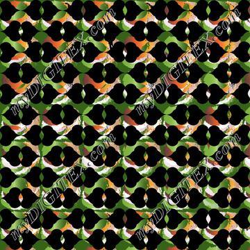 Floral art pattern C3 170412