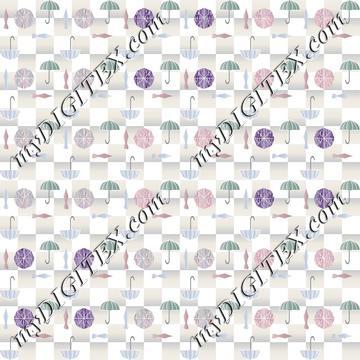 Floral Umbrella C2 170331