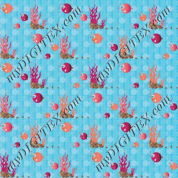 Cut fish pattern 170325