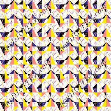 Geometric Pattern 184 C3 170308