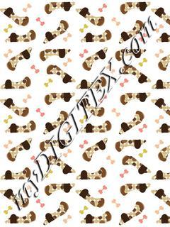 Dog pattern 170301