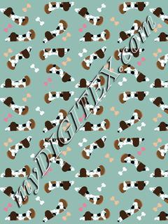 Dog pattern C3 170301