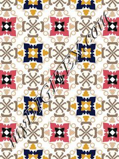 Thai Art Pattern 5 170103