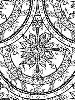 Coloring Ornament