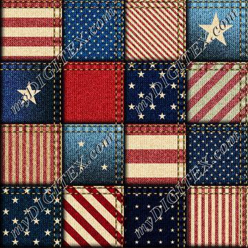 Patchwork Patriotism