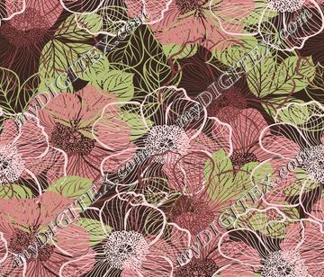Mauve Blooms