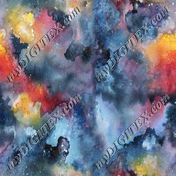 Galaxy Watercolor 3