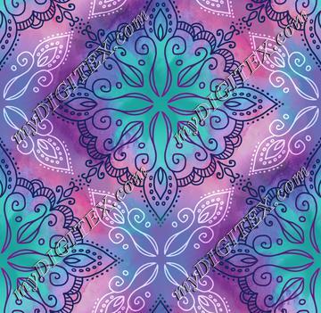 Gypsy Summer - Modern Mandala