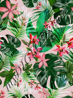 Tropical On Blush REPEAT