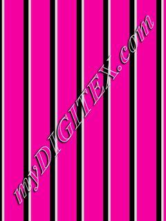 fushia stripe