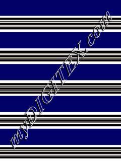 blue stripe 7