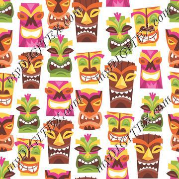 Mayan Totems