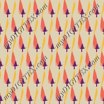chrismas trees pattern 161002