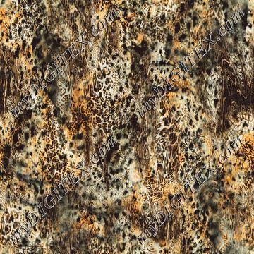 Leopard skin - TOM328