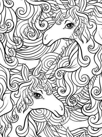 Unicorn Dream (dreamstime_100558165)