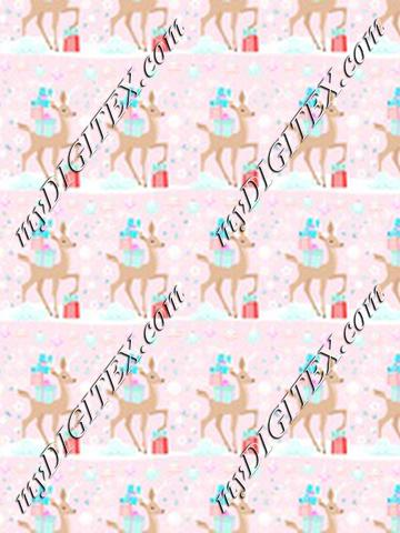 WW Reindeer Pink