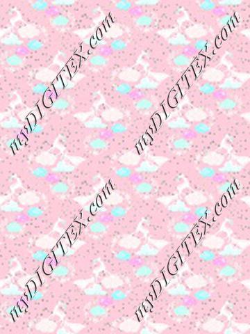 WW Reindeer Sky Pink