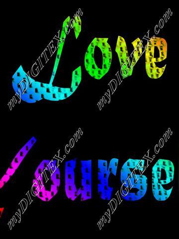Love yourself-Tolerance